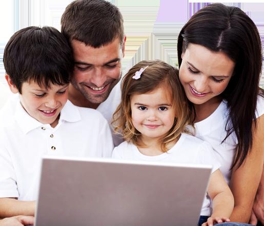 Participação da família no orçamento